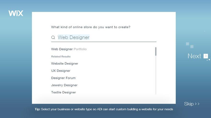 Создание сайта с помощью ИИ